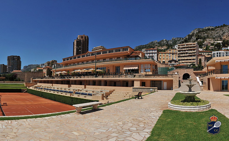 Il Country Club di Monte Carlo